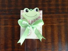Frog treat tube DIY pack.
