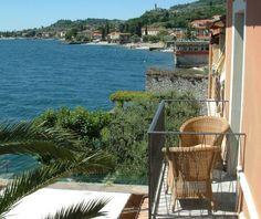 Hotel Du Lac, Gargnano, Garda Lake, Italy