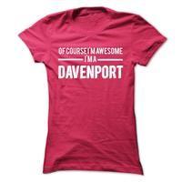 I am a Davenport
