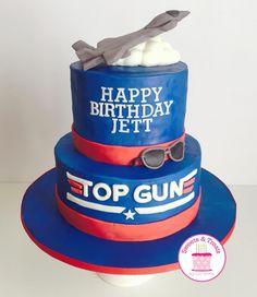 Top Gun Cake Dream Birthday Cake I Think So O Cake