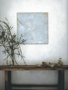 Wabi sabi inspiration by cocoon the beauty of simplicity interior design bathroom design - Zen toilet decoratie ...