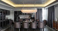 FABERGROUP www.faberfm.ru (Art-Deco) Living room dining room