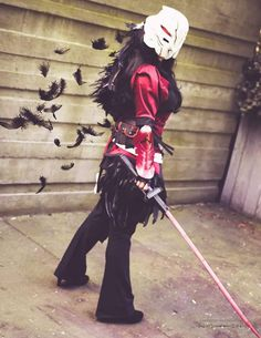 Raven from RWBY cosplay by Ita-Dere Cosplay photo by Cosplaypnw Rwby Cosplay, Raven Cosplay, Cosplay Outfits, Cosplay Girls, Anime Cosplay, Cosplay Ideas, Costume Ideas, Amazing Cosplay, Best Cosplay