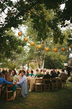 Brooke & Scott's DIY Montana Backyard Wedding