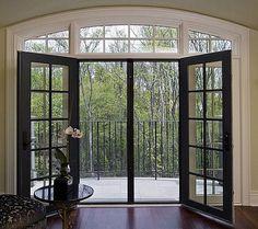 Patio Door Curtains Black Color Door | Curtains For Patio Doors | Pinterest  | Door Curtains, Patios And Doors