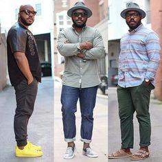 Notoriously dapper blog Big handsome & stylish Man