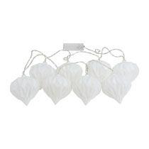Verlichting met decoratie - diamant - 8 lampjes