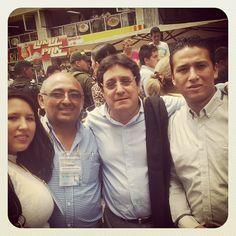 Gracias a todos los colombianos que me demuestran su afecto todos los días. Por todos ustedes vamos a retomar el rumbo. @PachoSantosC