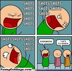Shots Shots Shots! --- Shots Shots Shots!