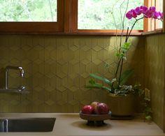 for a bathroom, guest bath? Installation Inspiration - Heath Ceramics
