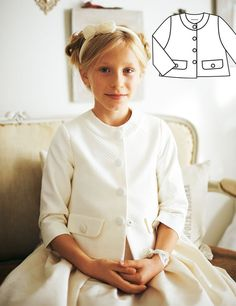 Read the article 'Special Occasion: 7 New Kid's Sewing Patterns' in the BurdaStyle blog 'Daily Thread'.