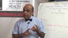 Transient Ischemic Attack & It's Ayurvedic Management By Dr. Vipul Khira...