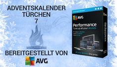 AVG Performance Gewinnspiel