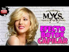 Efecto BOTOX, Como aplicar un tratamiento capilar para el cabello. BRILL...
