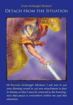 Tarot astrology is the system through which a reading of the cards in a tarot deck help you through troubled times by offering a reflection on your past, present and future. Tarot is closely associated with astrology as each card rela Archangel Prayers, Angel Cards, Guardian Angels, St Michael, Michael Angel, Oracle Cards, Spirit Guides, Card Reading, Messages