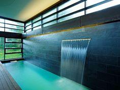 design in door, knap, die waterval