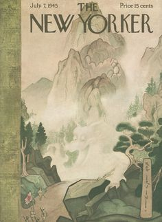 The New Yorker - Saturday, July 7, 1945 - Issue # 1064 - Vol. 21 - N° 21 - Cover by : Rea Irvin