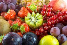 Hier bekommt doch jeder Lust auf Obst, nicht wahr?