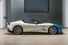 Ferrari Is Bringing Three Brothers to the 2019 Goodwood Festival of Speed the goodwood festival of speed is the perfect excuse for some of the world s most amazing cars and bikes to gather for a few days on lord march s (. Ferrari F12 Tdf, Ferrari Mondial, New Ferrari, Sports Car Racing, Sport Cars, Daytona 24, Goodwood Festival Of Speed, Future Car, Classic Cars