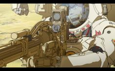 """Farewell to Weapons"" Current all time favorite animated short. Awesome."