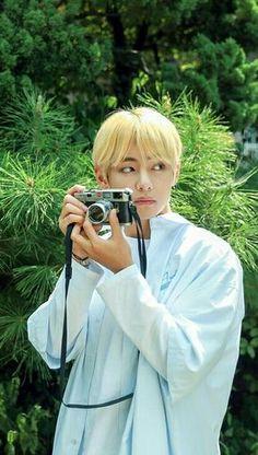 "His real name is Kim Tae-hyung."" V was born in Daegu on . Daegu, Jimin, Bts Season Greeting, V Bts Cute, Bts Gifs, Park Hyung Sik, Sungjae, Kim Taehyung, Bts Pictures"