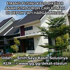 Info Properti Idaman Anda Spesial:     Cari Rumah Dekat STASIUN DEPOK LAMA ??  SULAMB...