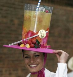 Which Crazy Hat Would You Rock at the Kentucky Derby - Buzznet