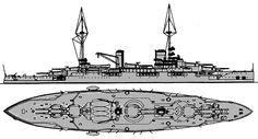 Hellenic Navy (Greece)  planned Greek battleship Βασιλεύς Κωνσταντίνος <Vasilefs Konstantinos> a Bretagne-class battleships built by the French.