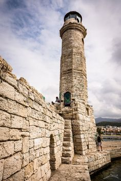 The lighthouse in Rethymno  PauliMatzeon flickr