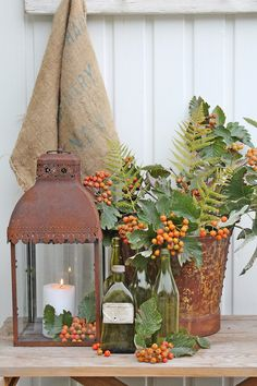 VIBEKE DESIGN: Autumn in Vibeke Design store!