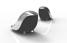 tweetest little speakers - Wrenz by Gavio