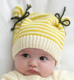 Modèle bonnet Layette