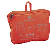 Best Travel Gifts: Eagle Creek Ultralight Convertible Bags