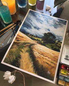 29,7x42 cm ..... #waterblog#arts_help#artwork#painting#turkey#landscape#illustration#watercolor#art_conquest#aquarela#artgallery#inspiring_watercolors#watercolormasters#royaleartfeatures#акварель#bestartblog#foart1#watercolorartbook#artistuniversity#水彩画#adempotas#istanbul#paris#artmagazine#illustratenow#artscrowds