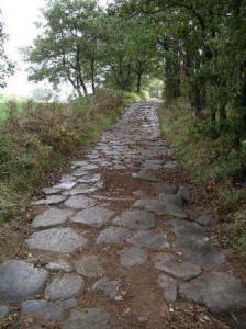 The roman roads                                                                                                                                                                                 More