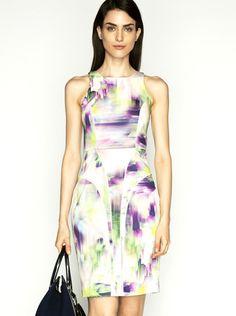 TALULAH - Al My Heart Dress - Abstract $240.00