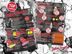Download our actual flyer with special offers and new products in November 2017! #tattoobedarf #tattoos #tattooshop #tattoosupply #tribaljewelrysupply #tattoosupport #tattooproducts #tattoopro #tattooangebote