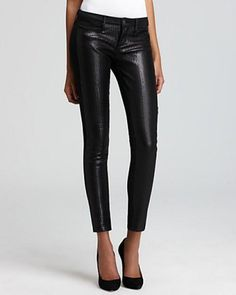 Earnest Sewn Black Jeans Sequin Harlan Skinny, Size: 30, USA $240.00  #EarnestSewn #SlimSkinny #EarnestSewn #SlimSkinny #Size30 #WomensPants #Skinny #Pants #Jeans #SequinJeans