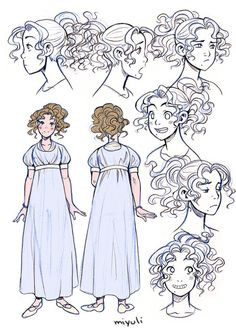 Character sheets for a new story :D