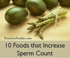 10 Foods that Increase Sperm Count - PositiveFoodie