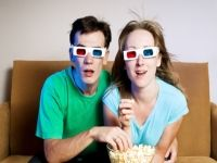Fun Things to Do with Your Boyfriend: Have a 3D movie marathon!