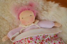 Bibi, 10 inch cuddle doll