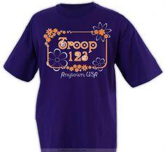 girl scout shirts girl scout troop girl scouts shirt ideas tee shirts