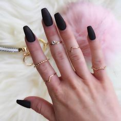 Bella Vida 6 Gold Midi Ring Set You now have a reason to look fabulous every day. With this set of 6 midi rings, you have a variety of chic and stylish at your fingertips to give you a classy look day and night.   ❤️Follow me on IG: @tanyakara_ Follow me on Snapchat: @tanyakara  Tweet me @tanyakara Tanya Kara Jewelry Rings