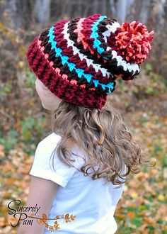 Ravelry: Warm Hug Hat pattern by Sincerely Pam
