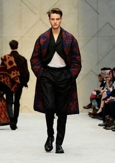 #Men's wear  Burberry Prorsum  Fall Winter 2014-2015 #Moda Hombre