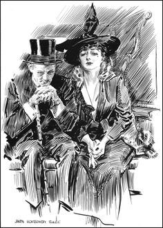 James Montgomery Flagg - Cosmopolitan - 1916