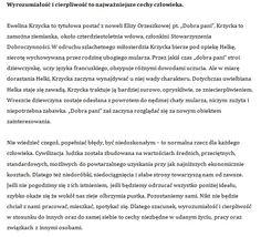 Ewelina Krzycka