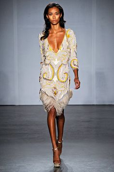 Matthew Williamson Spring 2012 RTW - Review - Fashion Week - Runway, Fashion Shows and Collections - Vogue