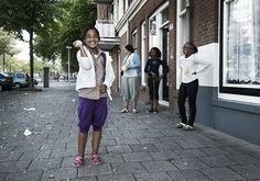 Hoe is het leven in de de Rotterdamse Afrikaanderwijk? wij woonden enven in een Kus&Sloopwoning Nomad & Villager www.nomadandvillager